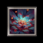 Volledige 5D Diamond Paintings Tool Abstract Flower Craft Stitch Tools Home wanddecoraties