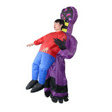 Halloween Spoof Ghosts Inflatable Clothing Party Fancy Inflatable Clothing Toys for Adults