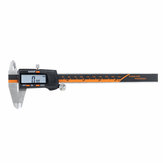 0-150mm Stainless Steel Electronic Digital Caliper LCD Vernier Caliper Gauge Micrometer
