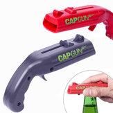 ABS Творческий Cap Launcher Shooter Открывалка Для Бутылок Магнитный Открывалка Для Напитков для Домашней Вечеринки Питьевой