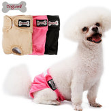 Washable Female Dog Sanitary Pants Waterproof Anti-harassment Dog Diaper Physiological Pants Pet Pants