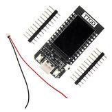 3adetLILYGOTTGOT-EkranESP32 CP2104 WiFi bluetooth Modülü 1.14 İnç LCD Geliştirme Kurulu