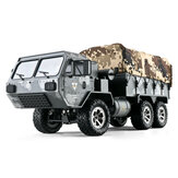 Eachine EAT01 1/16 2.4G 6WD RC Car Proportional Control US Army Military Off Road Rock Crawler Truck RTR Model pojazdu