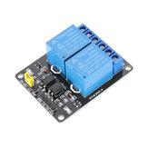 5pcs 2 canal 5V CC module de relais module de commande de module de commande
