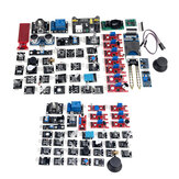 45 IN 1/37 IN 1 المستشعر Module Starter Kits Set لـ Arduino Raspberry Pi Education Bag رزمة