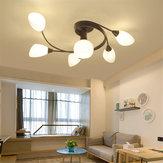 Plafoniera moderna Camera da letto Lampadari a sospensione lampada Apparecchio di illuminazione