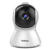 SriHome SH025 1080P IP Camera AI Auto-Tracking Night Version Smart Motion Tracking Rotation Wireless Security Camera