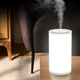 Blitzwolf® BW-FUN2 Electric 400mL لمس مراقبة Humidifier مع LED ضوء Home Desktop USB Air Purifier Mist Diffuser