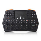 Viboton i8 Plus English 2.4G Wireless Mini Touchpad Keyboard Air Mouse Airmouse Remote Control for TV Box Mini PC