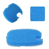 2Pcs Biochemical Blue Filter Foam Aquarium Replacement  Fish Pond Sponge Pad