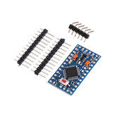 3Pcs 3.3V 8MHz ATmega328P-AU Pro Mini Microcontroller With Pins Development Board Geekcreit for Arduino - products that work with official Arduino boards