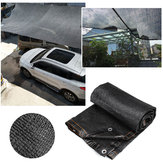 Anti-UV Sunshade Net Garden Sunscreen Sunblock Shade Cloth Net Plant Greenhouse Cover Outdoor Car Cover