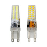 G9 AC85V-265V SMD2835 5W No Flicker Silica gel 28 LED Corn Bulb Replace 50W Halogen Lamp