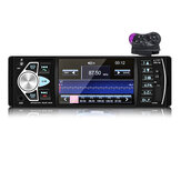 4022D 4.1 Inch 1Din Wince Car Radio Stereo Auto MP5 MP3 Player HD Screen bluetooth FM AUX TF Support Back-up Image
