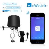 EWelink Smart WiFi Switch Controlador de válvula de água Sistema de automação residencial Válvula de controle de água a gás Trabalho com Alexa Google