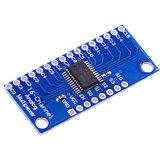 5шт ADC CMOS CD74HC4067 16-канальный аналоговый цифровой модуль мультиплексора Плата контроллера Датчик Geekcreit для Arduino - продукты, которые работают с