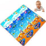 Bébé enfants tapis de jeu mousse étage enfant activité Soft ramper gymnase rampant couverture jouets