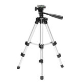 65cm Mini Portable Foldable Tripod Stand with Clip for Smartphpne Action Camera DV Camcorder