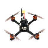 Eachine Tyro69 105mm F4 OSD 2.5 Cal 2-3S DIY FPV Racing Drone PNP w / Caddx Beetel V2 1200TVL Camera