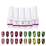 GRAEAR New Glitter Wide Cat Eye Gel 8ML 9D Magic Nail polish phototherapy micure