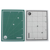 Junesix A4 Grid Self Healing Cutting Mat Durable PVC Craft Card Fabric Leather Paper Cutting Board Patchwork Tools
