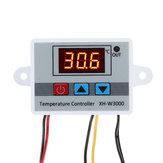 XH-W3000 -50〜100度マイクロデジタルサーモスタット高精度温度制御スイッチ加熱および冷却精度0.1