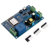 ESP-12F AC/DC Power Supply ESP8266 AC90-250V/DC7-12V/USB5V WIFI Single Relay Module Development Board