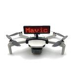 DJI MavicミニRCドローン用ビルボードLEDバッジディスプレイRCクアッドコプターパーツ用DIYブラケット