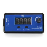 HJ Digital Servo Tester/ESC Consistency Tester for RC Airplane