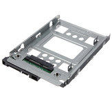 2.5 inch SSD to 3.5 inch SATA HDD Hard Drive Converter Adapter Caddy Tray
