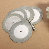 50mm 5pcs High Hardness Mini Cutting Discs Tools