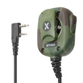 YANTON MT-600 Walkie Talkies Handheld MIC Microphone