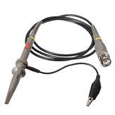 DANIU P6100 Oscilloscoop 100 MHz PKCATI BNC clipsondes Clipkabel