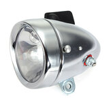 12V Motorcycle Bicycle Friction Generator Dynamo Headlight Tail Light