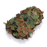 Woodland Camouflage Camo Cover Net Hide Army Hunting Netting