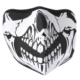 Skull Motorcycle Face Mask Facemask for Cycling Skiing Snowboard