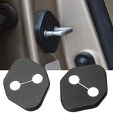 2 x Car Door Lock Protective Cover Kit for Toyota Honda Accord Civic