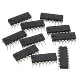 25 adet SN74HC595N 74HC595 74HC595N HC595 DIP-16 8 Bit Shift Register IC