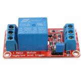 5Pcs 5V Módulo de relé de optoacoplador de gatillo H / L de 1 canal