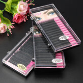 8/10/12mm Natural Soft Thick Curl False Extension Eyelashes