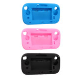 Silicone Soft Gel Protective Case Cover For Nintendo Wii U Gamepad