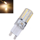G9 3W Warm White 64 SMD 3014 LED Spot Lightt Bombillas 220V