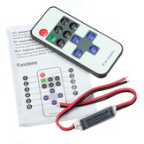 Telecomando 11Keys Mini Dimmer per Striscia Led Monocolore DC 12V