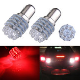 1pcs BAY15D 1157 1016 5W T25 Red 45 LED Car Tail Stop Light Bulb Lamp