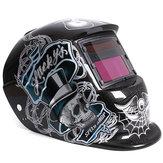 Auto Darkening Solar Welding Grinding Helmet ARC TIG MIG  Welder Mask