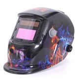Fantasmas aman oscurecimiento auto solar del casco de soldadura por arco mig tig molienda soldadores enmascaran