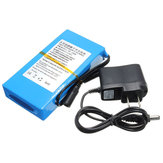 DC 12V 8000mAh Super Rechargeable Portable Lithium - ion Battery Pack