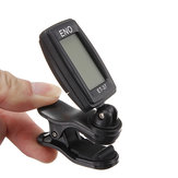 ENO ET-37 LCD Clip-on Electric Guitar Bass Violin Tuner Ukulele