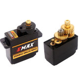 EMAX ES08MA II 12g Mini Metal Gear Analoge Servo voor RC Model