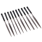 10pcs Needle Files Jeweler Diamond Metal Glass Stone Shaping Files